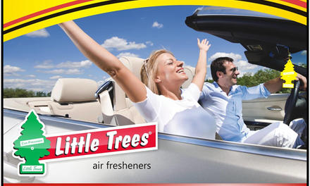 {Little Tree Air Fresheners}