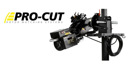 {Pro-Cut on Car Brake Lathes}
