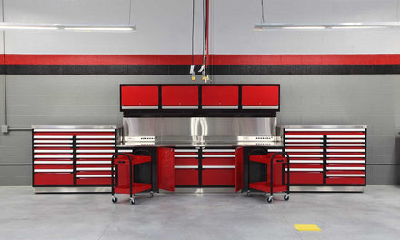 Auto Tech Workbenches