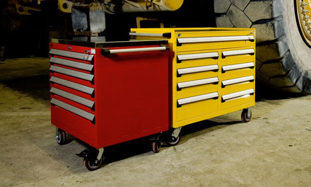 Mobile Cabinets and Toolboxes