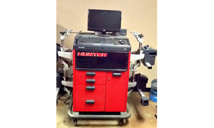 Used & Refurbished Equipment