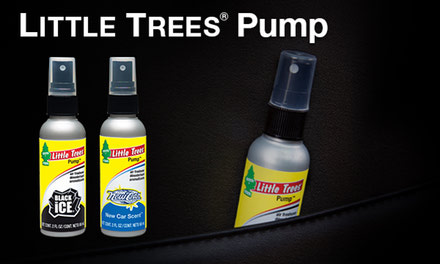 {Little Tree Pump Spray Carded/Uncarded}