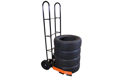 Tire Carts / Wheel Dollys / Tire Storage